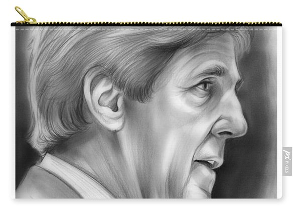 John Kerry Carry-all Pouch