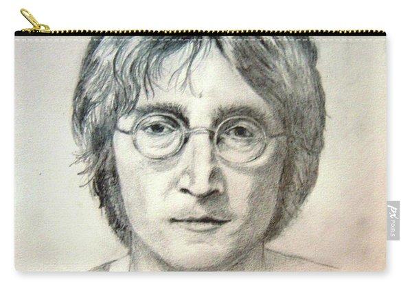 John Lennon Imagine Carry-all Pouch