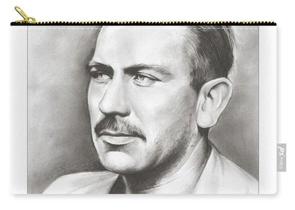 John Steinbeck Carry-all Pouch