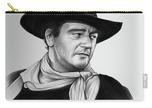 John Wayne 29jul17 Carry-all Pouch