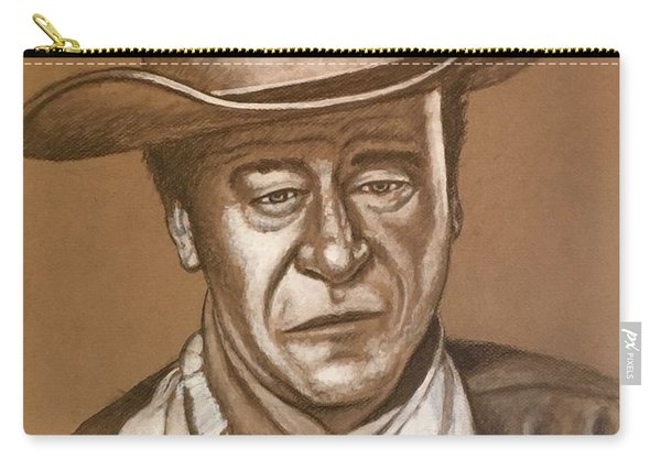 John Wayne Carry-all Pouch
