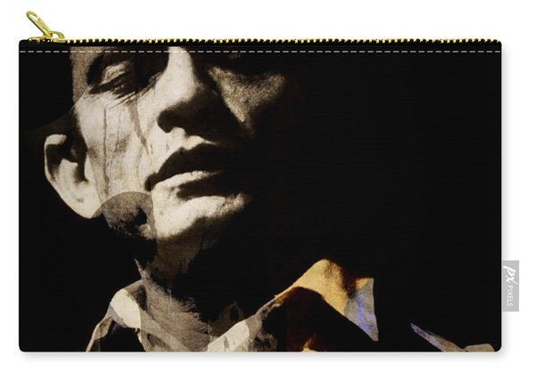 Johnny Cash - I Walk The Line  Carry-all Pouch