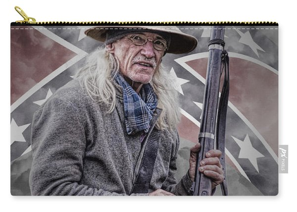 Johnny Reb Carry-all Pouch