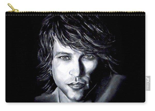 Jon Bon Jovi - It's My Life Carry-all Pouch