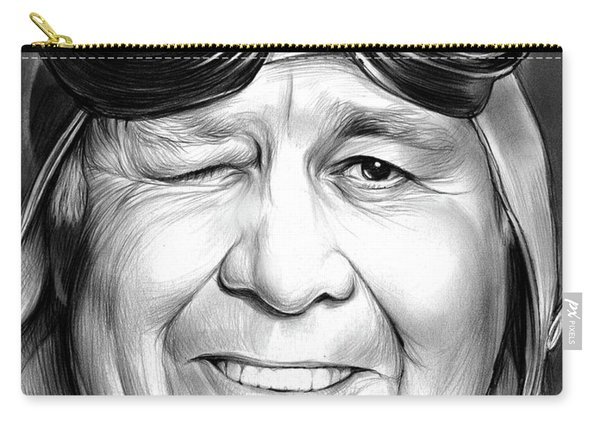 Jonathan Winters Carry-all Pouch