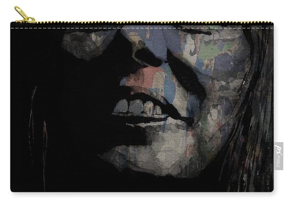Joni Mitchell - A Case Of You Carry-all Pouch