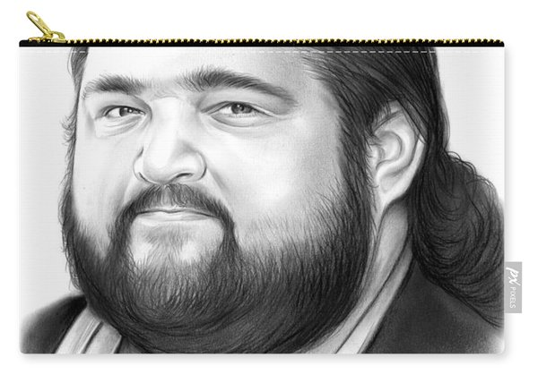 Jorge Garcia Carry-all Pouch