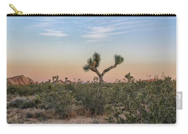 Joshua Tree Evening Carry-all Pouch