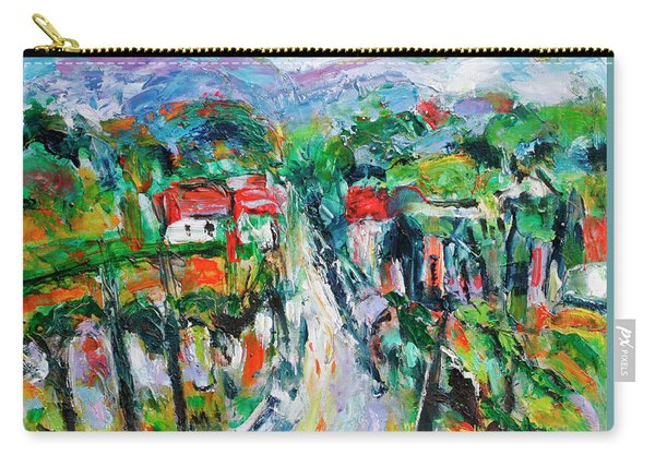 Journey Through The Vines Carry-all Pouch