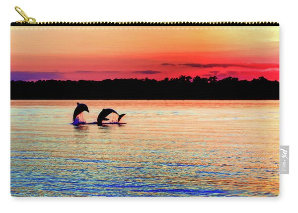 Joy Of The Dance Carry-all Pouch