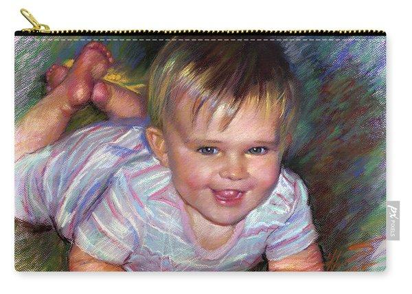 Joyful Life Carry-all Pouch