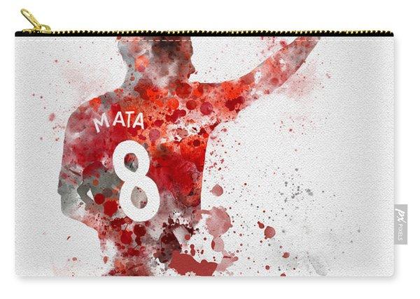 Juan Mata Carry-all Pouch