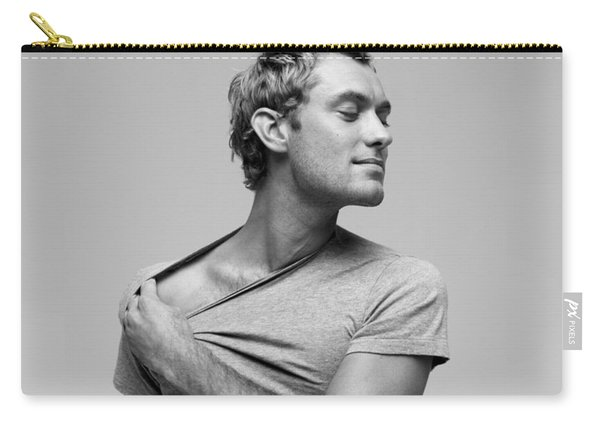 Jude Law Carry-all Pouch