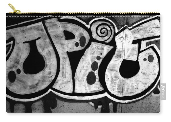 Juicy Black Pie Carry-all Pouch