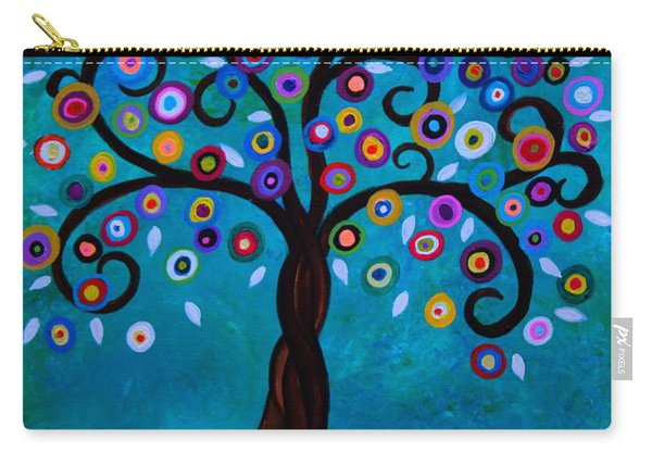 Juju's Tree Carry-all Pouch