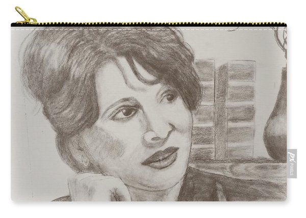 Juliette Binoche Carry-all Pouch