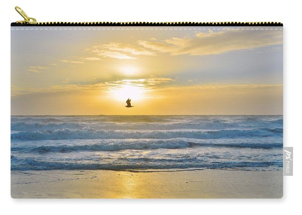 July 30 Sunrise Nh Carry-all Pouch