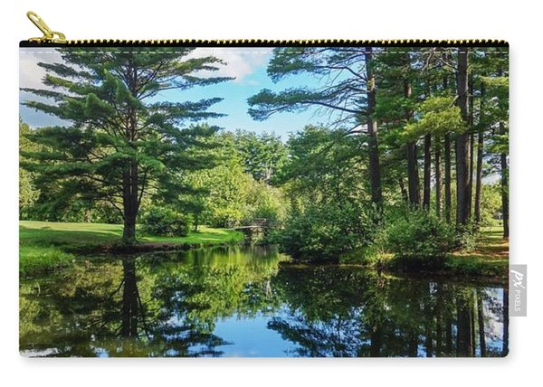June Day At The Park Carry-all Pouch