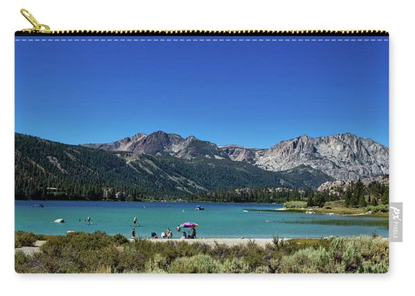 June Lake California Carry-all Pouch