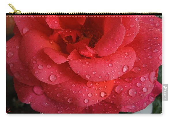 June  Rose  Carry-all Pouch