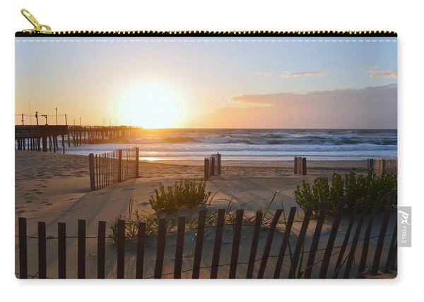 June Sunrise S. Nags Head Carry-all Pouch