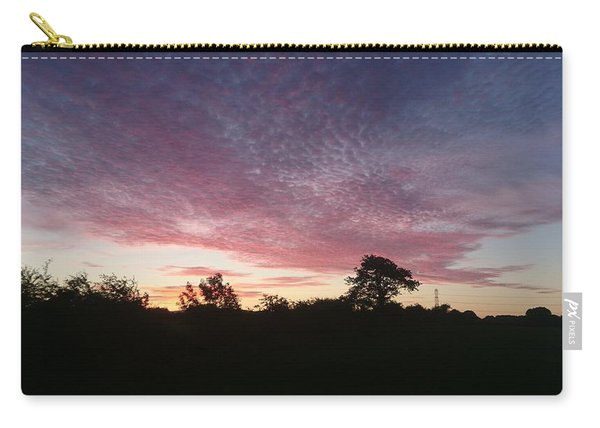 June Sunrise Carry-all Pouch