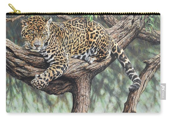 Jungle Outlook Carry-all Pouch