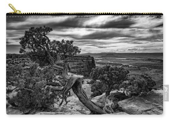 Juniper At Green River Carry-all Pouch
