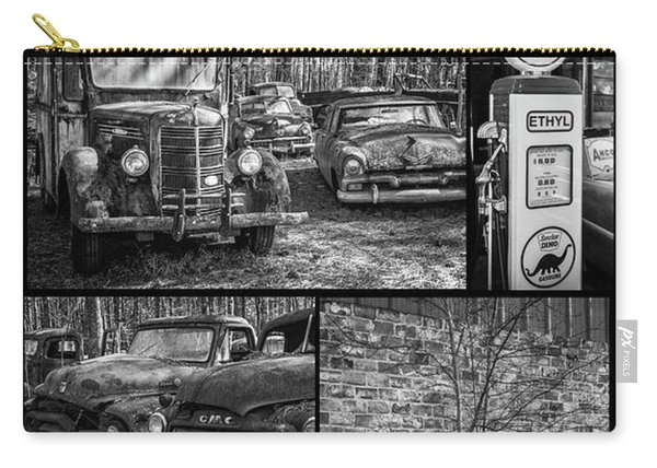 Junk Yard Cars Carry-all Pouch