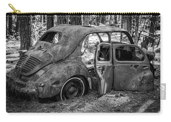 Junked Cars Carry-all Pouch