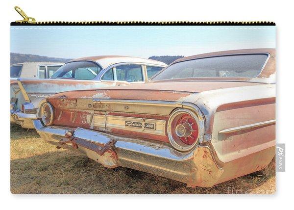 Junkyard Cars Utah Carry-all Pouch