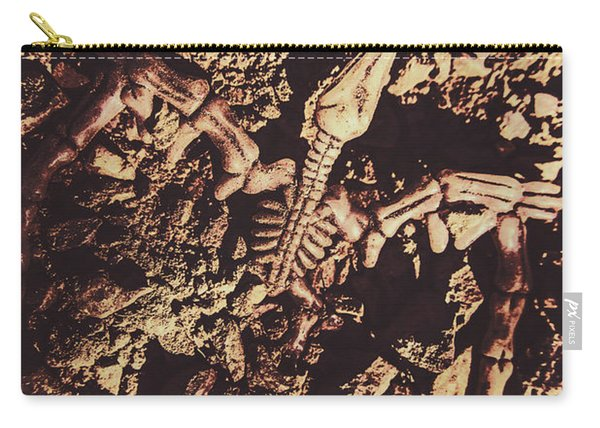 Jurassic Grave Carry-all Pouch