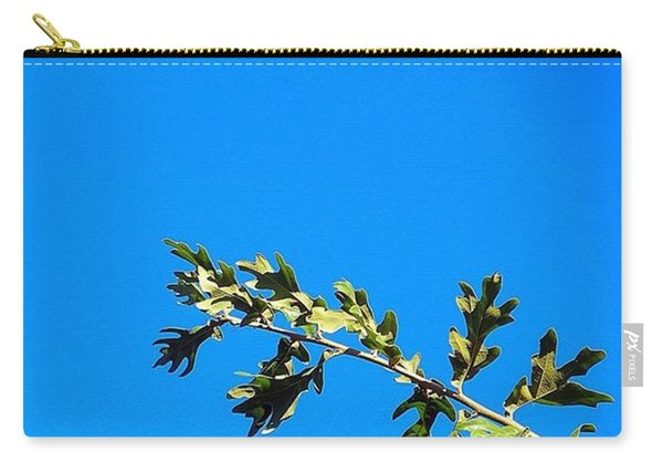 Just A Perfect #sunny #noclouds Carry-all Pouch