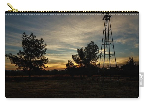 Just Before Sunrise Carry-all Pouch