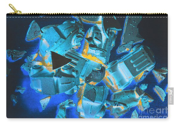 Just Like A Slow Motion Car Crash Carry-all Pouch