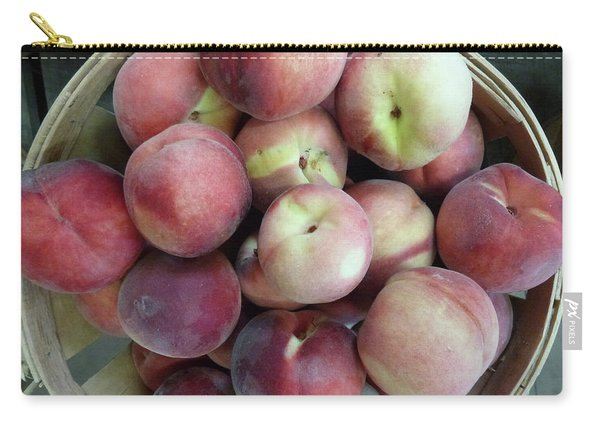 Just Picked Peaches Carry-all Pouch