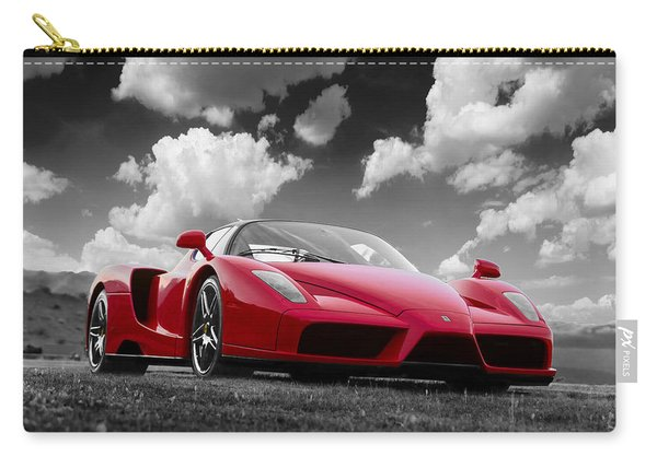 Just Red 1 2002 Enzo Ferrari Carry-all Pouch