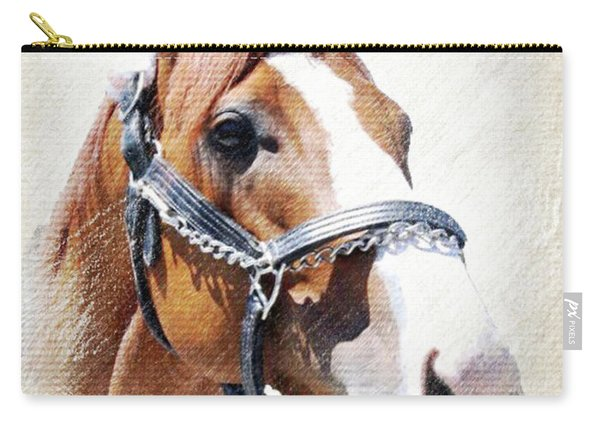 Justify Carry-all Pouch