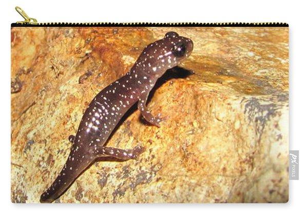 Juvenile Slimy Salamander Carry-all Pouch