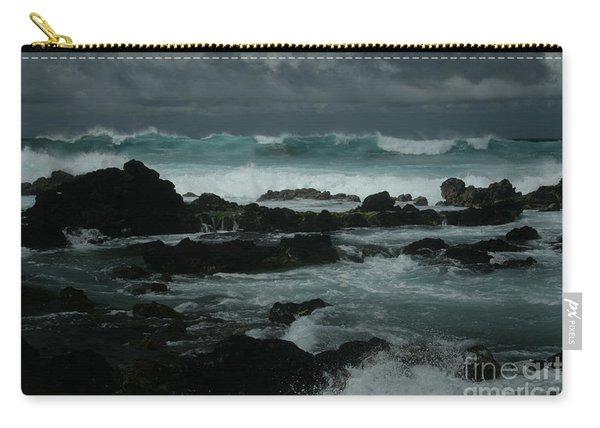 Ka Makani Kaiili Aloha Hookipa Maui Hawaii  Carry-all Pouch