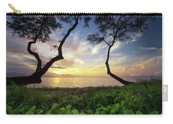 Ka'anapali Sunset Carry-all Pouch