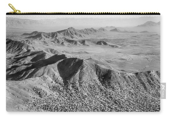 Kabul Mountainous Urban Sprawl Carry-all Pouch