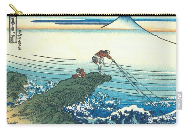 Kajikazawa In Kai Province Carry-all Pouch