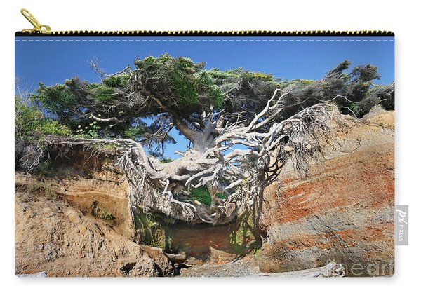 Kalaloch Tree Of Life Carry-all Pouch