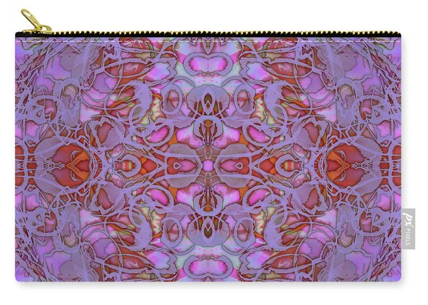 Kaleid Abstract Focus Carry-all Pouch
