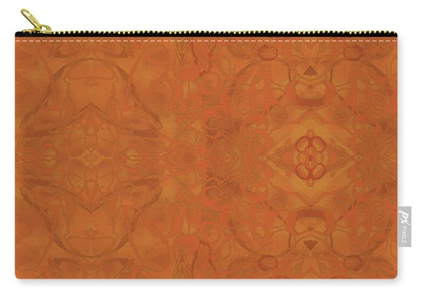 Kaleid Abstract Moroccan Carry-all Pouch