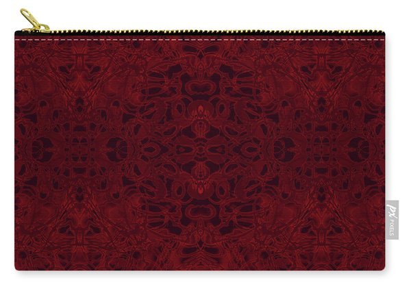 Kaleid Abstract Reverence Carry-all Pouch