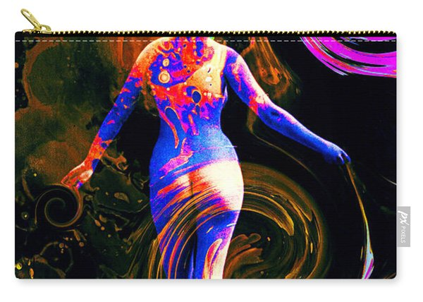 Kaleidoscope Eyes... Carry-all Pouch