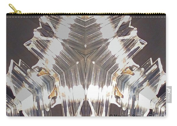 Kaleidoscope Mirror Effect M11 Carry-all Pouch