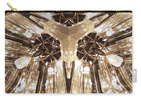 Kaleidoscope Mirror Effect M12 Carry-all Pouch